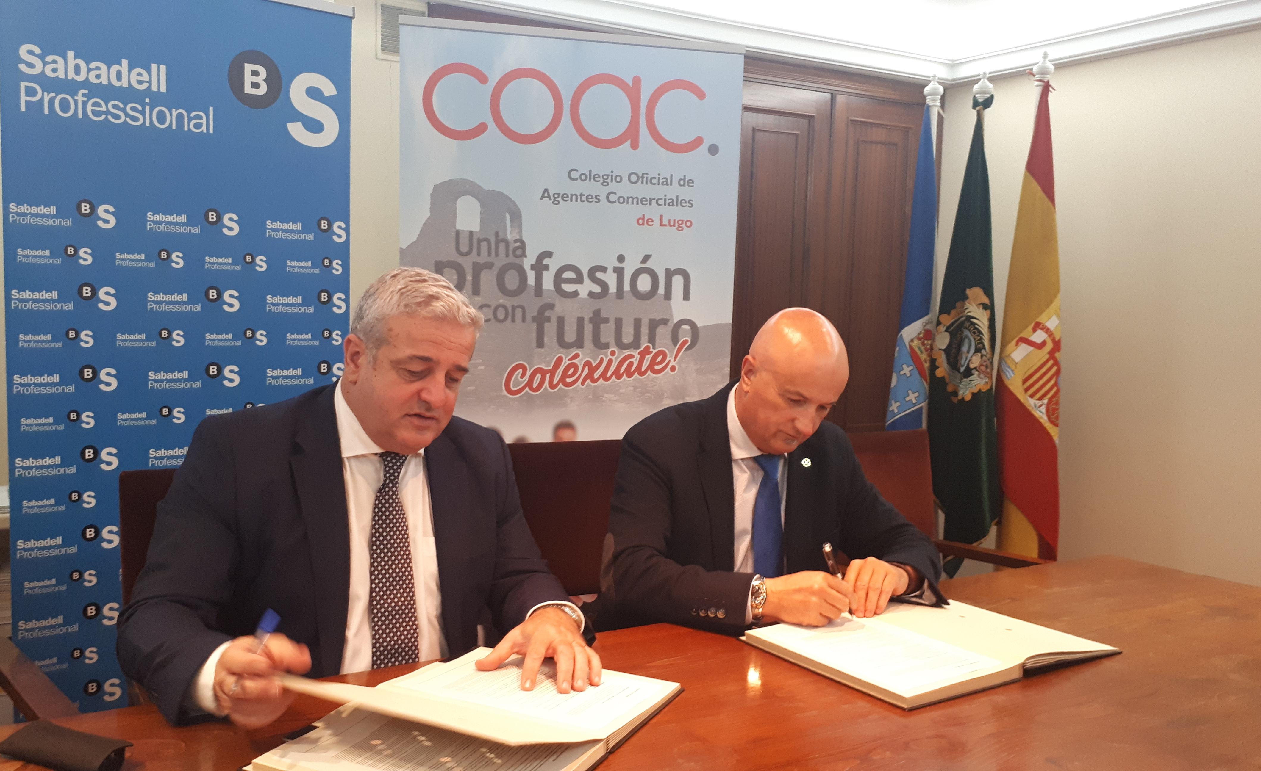 Nuevo Convenio de colaboración con Banco Sabadell
