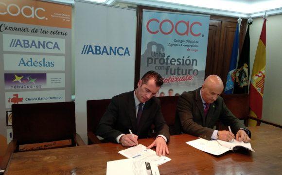 Renovación del Convenio de colaboración con Abanca